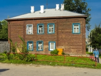 Юрьев-Польский, улица Школьная, дом 13. многоквартирный дом
