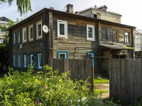Yuryev-Polsky, Krasnooktyabrskaya st, 房屋 11. 公寓楼