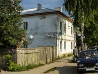 Юрьев-Польский, Краснооктябрьская ул, дом 18