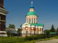 Yuryev-Polsky, church Никиты Мученика, Pokrovskaya st, house 3