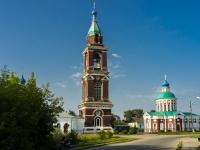 Юрьев-Польский, церковь Покрова Пресвятой Богородицы, улица Покровская, дом 3А