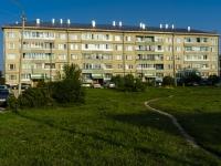 Yuryev-Polsky, Svobody st, house 129. Apartment house