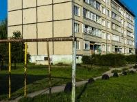 Yuryev-Polsky, Svobody st, house 129А. Apartment house