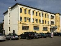 Yuryev-Polsky, college Педагогический, Sovetskaya square, house 5