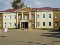Yuryev-Polsky, square Sovetskaya, house 14. court
