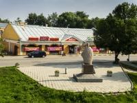 Yuryev-Polsky, 纪念碑 Юрию ДолгорукомуSovetskaya square, 纪念碑 Юрию Долгорукому