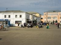 Yuryev-Polsky, 商店 Торговые рядыSovetskaya square, 商店 Торговые ряды