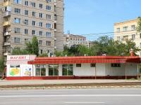 """Волгоград, улица 35 Гвардейской Дивизии, дом 1А. супермаркет """"Магнит"""""""