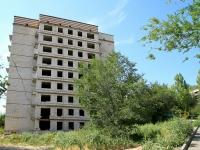 Волгоград, улица 35 Гвардейской Дивизии. неиспользуемое здание