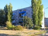 Волгоград, улица Алексеевская, дом 9. многоквартирный дом