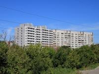 Волгоград, улица Петровская, дом 1А. строящееся здание