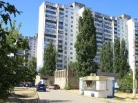 Волгоград, улица Богданова, дом 1/2. многоквартирный дом