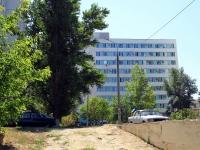 Волгоград, улица Богданова, дом 2. офисное здание