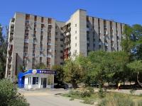 Волгоград, улица Богданова, дом 25. многоквартирный дом