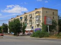 Волгоград, улица Краснопресненская, дом 2/2. многоквартирный дом