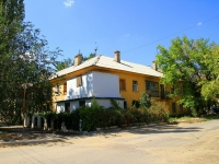 Волгоград, улица Краснопресненская, дом 2. многоквартирный дом