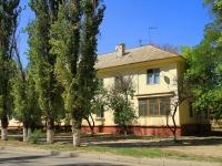 Волгоград, улица Краснопресненская, дом 4. многоквартирный дом