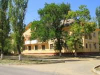 Волгоград, улица Краснопресненская, дом 6. многоквартирный дом