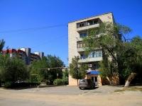 Волгоград, улица Петроградская, дом 3. многоквартирный дом