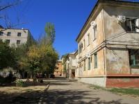 Волгоград, улица Петроградская, дом 5. многоквартирный дом