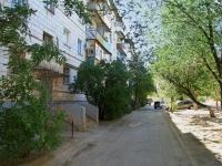 Волгоград, улица Петроградская, дом 7. многоквартирный дом