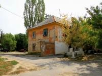 Волгоград, улица Петроградская, дом 8. многоквартирный дом