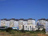 Volgograd, st Marshal Vasilevsky, house 4. Apartment house