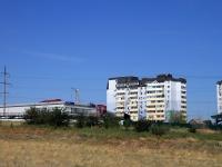 Волгоград, улица Маршала Василевского, дом 6. многоквартирный дом