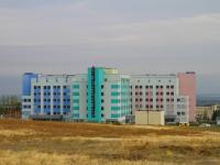 Volgograd, st Marshal Vasilevsky, house 70. health center
