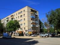 Волгоград, улица Полухина, дом 2/1. многоквартирный дом