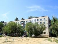 Волгоград, улица Славская, дом 3. многоквартирный дом