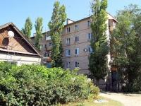 Волгоград, улица Славская, дом 12. многоквартирный дом