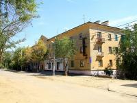 Волгоград, улица Ухтомского, дом 5. многоквартирный дом