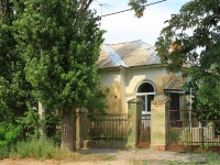 Волгоград, улица Ухтомского, дом 16. индивидуальный дом