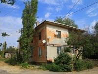 Волгоград, улица Ухтомского, дом 22. многоквартирный дом