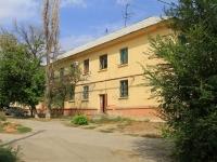 Волгоград, улица Ухтомского, дом 35. многоквартирный дом