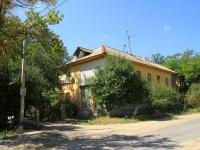 Волгоград, улица Белгородская, дом 3. многоквартирный дом