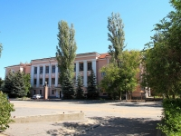 Volgograd, st Daugavskaya, house 7А. technical school