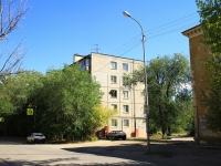 Волгоград, улица Даугавская, дом 9. многоквартирный дом