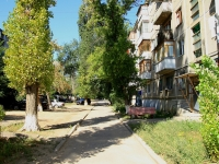 Volgograd, Daugavskaya st, house 11. Apartment house