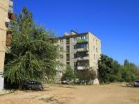 Волгоград, улица Даугавская, дом 11. многоквартирный дом