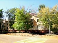 Волгоград, улица Даугавская, дом 16. многоквартирный дом