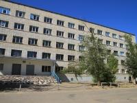 Волгоград, улица Даугавская, дом 18. общежитие Волгоградского колледжа газа и нефти