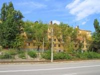 Волгоград, улица Электролесовская, дом 4А. многоквартирный дом