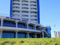 Volgograd, st Kalinin, house 2А. office building