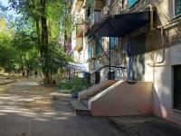 Волгоград, улица Калинина, дом 3. многоквартирный дом