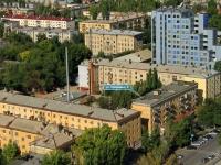 Волгоград, улица Калинина, дом 9. многоквартирный дом