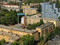 Волгоград, улица Калинина, дом 11. многоквартирный дом