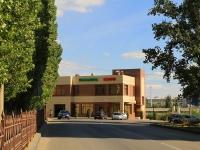 Волгоград, улица Калинина, дом 18. многофункциональное здание