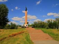 Volgograd, st Kalinin. monument